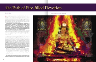 The Path of Fire-filled Devotion