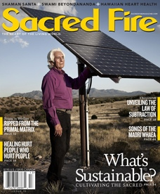 Sacred Fire Magazine, Issue Issue 13
