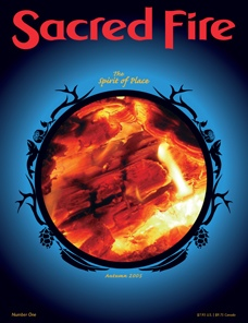 Sacred Fire Magazine, Issue Issue 1