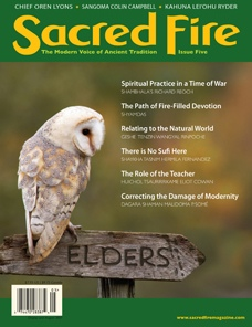 Sacred Fire Magazine, Issue Issue 5