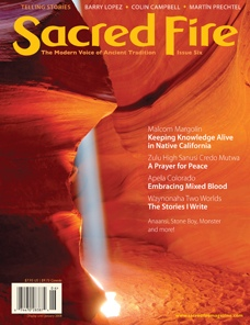 Sacred Fire Magazine, Issue Issue 6