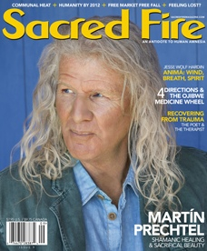 Sacred Fire Magazine, Issue Issue 9